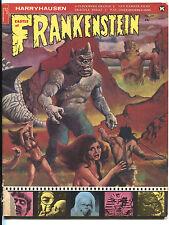 1972 Castle of Frankenstein #19 Magazine-Harryhausen/Hammer Films/Dracula(M6319)