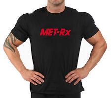 "T-Shirt Bodybuilding Fitness Palestra "" Met-Rx"""