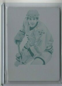 RON FRANCIS 2013-14 Panini National Treasures ONE of ONE Printing Plate 1/1