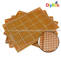 2/5PCS Universal DIY Prototype PCB Circuit Board FR4 One-sided For Test Arduino