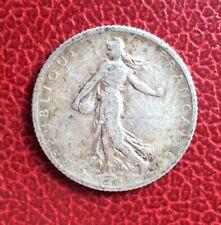France -  3ème République - Rare et jolie  1 Franc  1903 semeuse - date rare