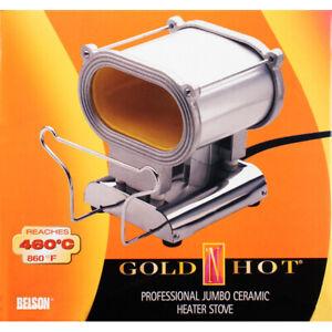 Gold 'N Hot Pro Jumbo Ceramic Heater Stove GH5100