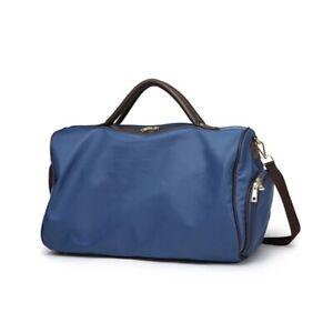 Women Casual Handbag Waterproof Nylon Totes Crossbody Large Capacity Travel Bag