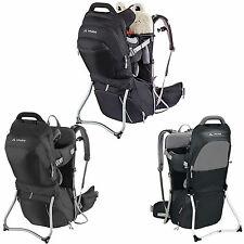 Vaude Shuttle Comfort   Premium   Base Kindertrage Babytrage Kraxe Rücken-Trage
