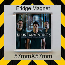 Ghost Adventures - Cult TV - 57x57mm Fridge Magnet