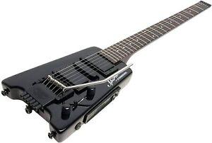 Steinberger E-Gitarre Spirit GT-PRO Deluxe GTPROBK1