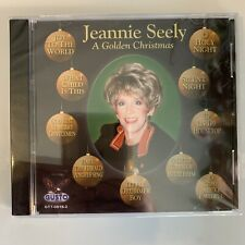 Golden Christmas by Jeannie Seely (CD, Jan-2013, Int'l Marketing Grp) New Sealed