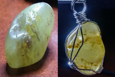 Natural Chrysoberyl Rough 41.15ct Big Stone.(Recommended for making pendants)