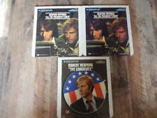Vintage CED Videodisc LOT-The Candidate, All the President's Men-3 Discs-RARE!