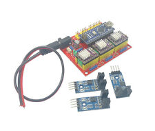 Arduino Nano CNC Shield DRV8825 Board Package Kit w/ 3x Optical Limit Switch