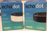 Amazon Echo Dot 2nd Generation w/ Alexa Voice Media Device: black or white