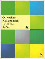 Operations Management, Wild, Very Good