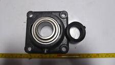 Fafnir TCJ 1 7/16 Ball Bearing Flange Unit Self-Locking Collar New