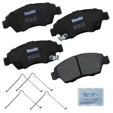 Disc Brake Pad Set fits 1993-2015 Honda Civic Civic del Sol Fit  BENDIX PREMIUM