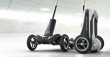 "NEW ""TRANSBOARD"" electric scooter bike mobility foldable, No battery Version"