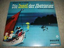 LP/ Die Insel der Abenteuer / Philips