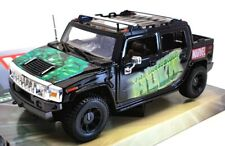 Maisto 1/27 Scale Model Car 31005 - Hummer H2 SUT Concept The Incredible Hulk