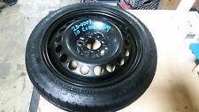 "07 08 09 10 CHEVY COBALT SPARE TIRE WHEEL DONUT 125/70/15 15"" SPARE 5 LUGS ONLY"