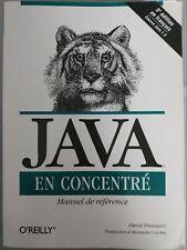 Java en concentré, Manuel de référence pour Java, David Flanagan, A Gachet