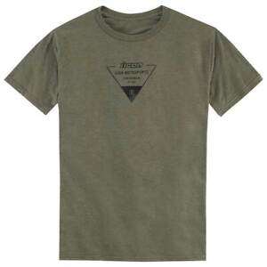 Icon 3.11 Casual Wear Fashionable T-Shirt Heather Olive