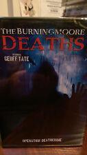 The Burningmoore Deaths Geoff Tate (ex- Queensryche) (DVD 2017)Horror Gore Rock