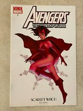 AVENGERS: THE CHILDREN'S CRUSADE #1 WOMEN OF MARVEL VARIANT COVER SCARLET WITCH