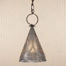 Madison new Pendant Light in Heritage Gray Tin