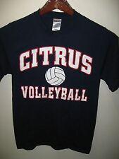 Citrus Community College Tee - Volleyball Glendora California USA Team T Shirt S