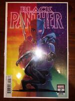 Black Panther #2 1:25 Variant HTF! - 1st Killmonger Symbiote - Marvel 2018, NM