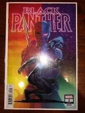 Black Panther #2 1:25 Variant HTF! - 1st Killmonger Symbiote - Marvel 2018, NM