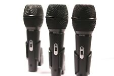 3X AUDIO-TECHNICA CARDIOID VOCAL HANDHELD MICROPHONE