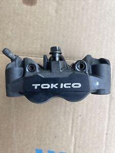 Honda Vfr800f Brake Caliper Front Left  Cbr1000 Cbr600  2009-18oem 45150-MFL-881