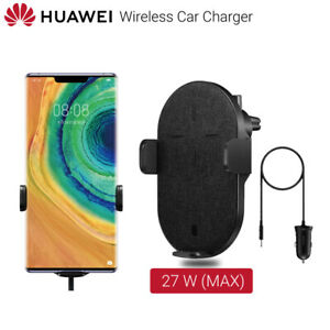 HUAWEI CP39S SuperCharge Wireless Car Charger Max 27W Original Qi Standard