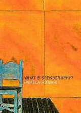 What is Scenography? (Theatre Concepts), Howard, Pamela | Paperback Book | Good