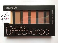 Collection Eyes Uncovered Highly Pigmented Eyeshadow Palette - Matt Nude Rose