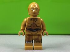 LEGO STAR WARS C-3PO Droid Minifigure 75173 75159 - Colorful Wires NEW AUTHENTIC