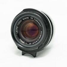 Leica 35mm Summicron M f/2