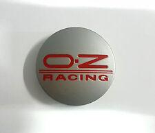 KIT 4 TAPPI COPRI MOZZO CERCHI IN LEGA OZ RACING diametro 54mm NUOVI ORIGINALI