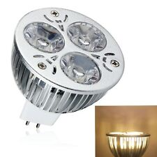MR16 High Power 9W LED Lamp Spotlight Downlight Warm White 12V Energy Saving
