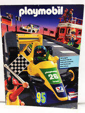 NEW Playmobil 1995 German TOYS USA  FULL Color CATALOG