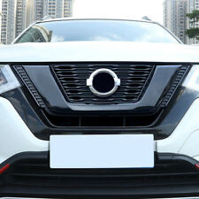 For Nissan X-Trail 2017 2018 2019 Black Front Grille Molding Trim Replacement