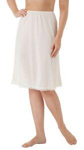 Velrose Nylon Skirt Slip (2725)
