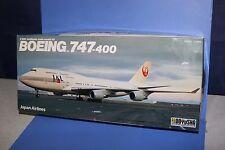 "BOEING B-747-400 1/300 The JUMBO JET JAL ""Tsurumaru"" DOYUSHA JAPAN"