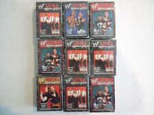 1X 2001 WWF RAW DEAL Backlash STARTER DECK Unopened WWE Lots Available