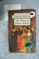 The Plays Of Oscar Wilde Volume Two - Oscar Wilde playscript OzSellerFasterPost