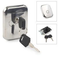 Ignition Switch Lock Fuel Gas Cap Key Fit Fit Kawasaki CSR KZ250 KZ305 KZ440/550