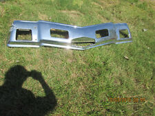 1970 OLDSMOBILE CUTLASS FRONT BUMPER - ORIGINAL