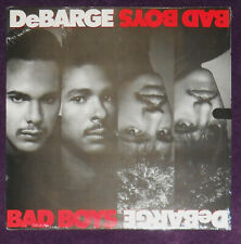 DeBARGE - Bad Boys, Dance All Night, Original 1987 LP, Still Sealed