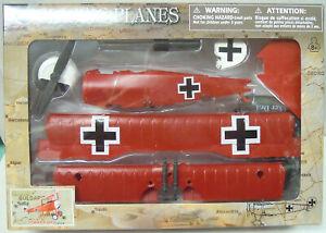 Fokker Dr.I ,New Ray, 'Classic Planes', ca.1/32, Schraubbausatz, *NEU*