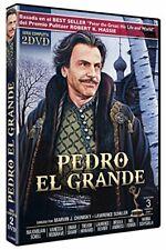 Peter the Great (PEDRO EL GRANDE. SERIE COMPLETA, Spain Import, s... - DVD  ZOVG